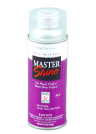Design Master Floral & Craft Master Shine Finish