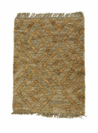 3ft & 6ft Diamond Jute Rugs