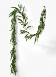 fake rosemary herb garland display props