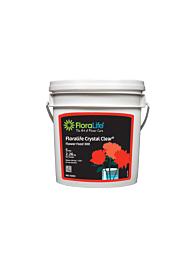 Floralife Crystal Clear Fresh Flower Food, 5lb Pail