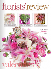 florists review december 2014 cover