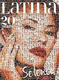 latina magazine selena quantanilla cover