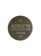 acolyte lithium battery cr2032