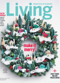 martha stewart living december 2014 january 2015 cover
