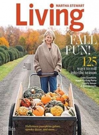 martha stewart living october 2017 cover