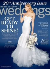 Martha Stewart Weddings Winter 2015