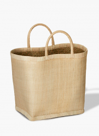 Natural Raffia Bags