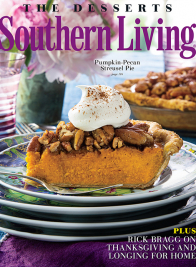 southern living november 2015