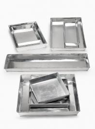 Galvanized Zinc Trays