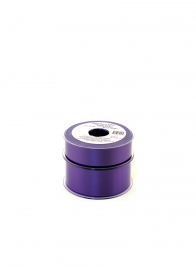 swiss satin double face ribbon  W035-052 Royal Purple