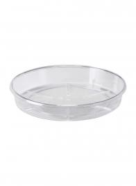 Transparent Saucers