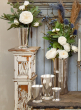 Silver Julep Cup Vases