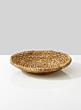 round hyacinth round shallow bowl