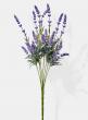 fake lavender sprig for display