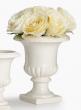 Short Stem Cream Rose Bouquet