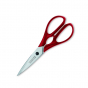 Victorinox 4in Red Kitchen Shears with Bottle Opener