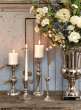 5in Nickel Candlestick
