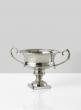 silver classic wedding urn