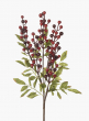 Red & Burgundy Berry Pick, 26in