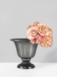 Nairobi Black Nickel Urn