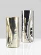 Silk Route Dimple Nickel Vase