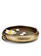18in Antique Brass Handi Bowl