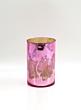 3 1/2 x 6 Antique Light Pink Cylinder