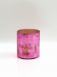 4 1/2in Antique Pink Cylinder