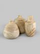 Paulownia Wood Bottle Vase