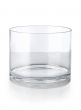 8x6in Glass Cylinder Vase