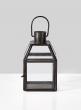antique zinc square lantern