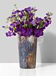 5 1/2in Oxidized Glass Vase
