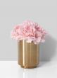 3 x 4 1/4in High Gold Vase