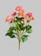 14in Pink Ranunculus Bush