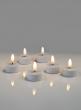 Willow Flame L.E.D. Tea Light, Set of 6