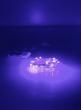 20 Light Purple Mini Lights String 3 modes, Set of 6