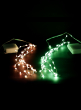 50 String Light With Remote, Set of 2
