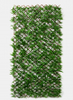 40 x 79in Bamboo Leaf Accordion Willow Fence