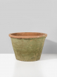 4in - 9in Mossed Redstone Standard Clay Pots