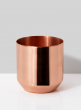 Copper Mini Round Pot