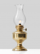 Heritage Brass Table Oil lamp