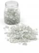 Pearlised Glass Rocks