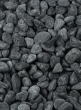 Black Mini Marble Stones