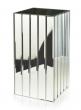 Mirror Strips Rectangle & Square Vase