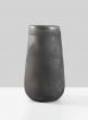 5in x 9in Slate Frost Glass Vase