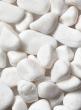 White Tumbled Marble