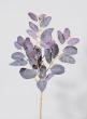 30in Purple Seeded Eucalyptus Pick