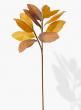 48in Fall Magnolia Leaf Spray