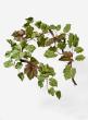 59in Grape Leaf Garland