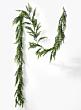 fake rosemary herb garland display props